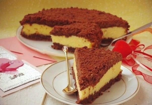 Вкусный и легкий тортик рецепт