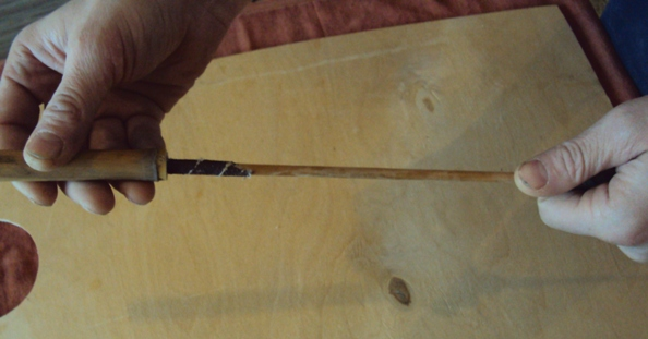 Как сделать дудку из дерева своими руками 33