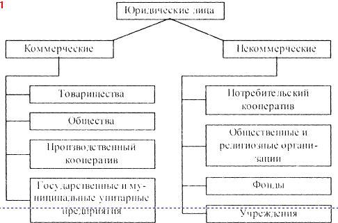 некоммерческие организации россии примеры