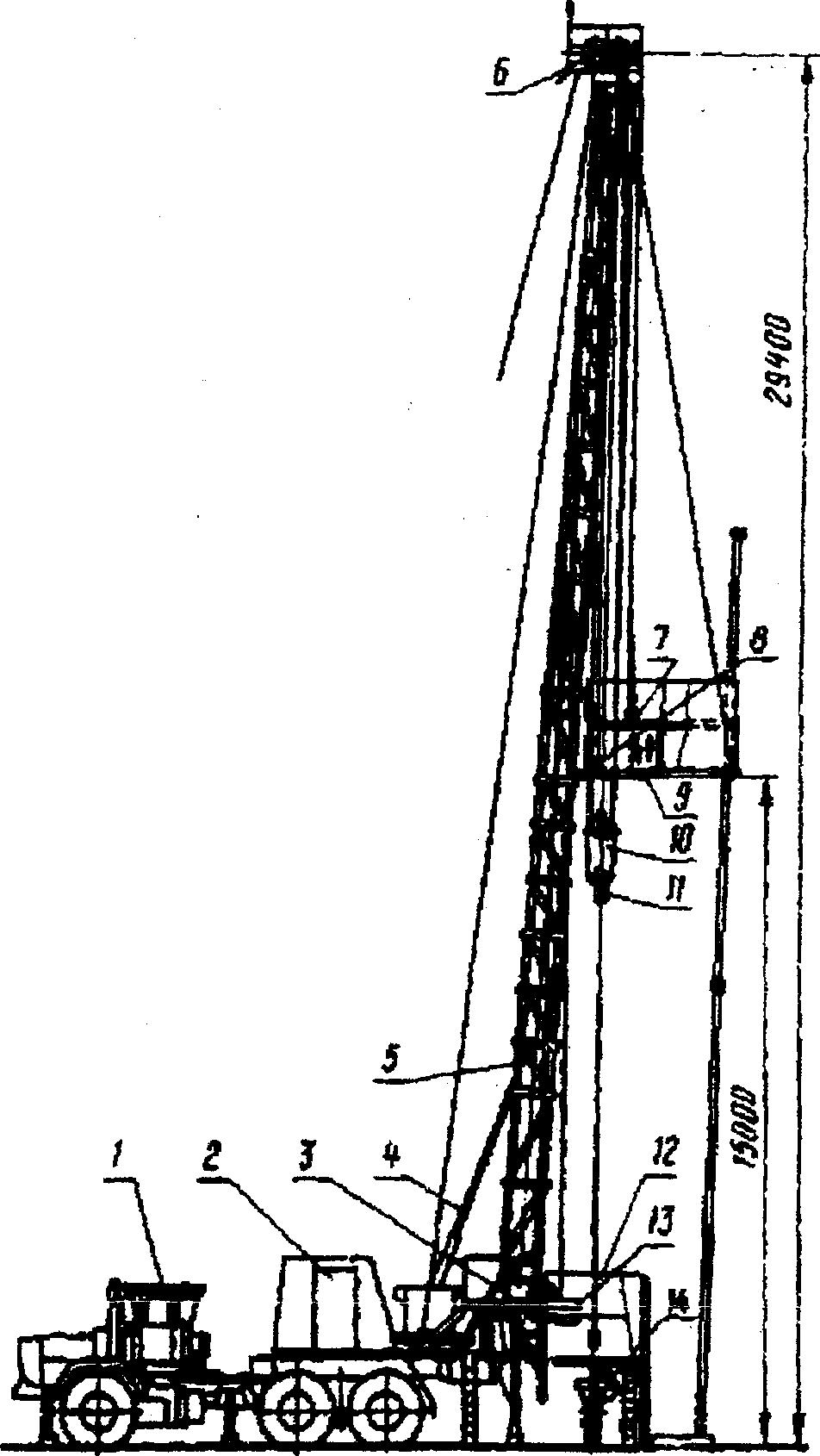 кинематическая схема автомобиля маз 500