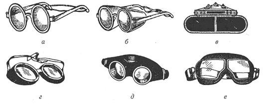Індивідуальні засоби захисту очей  4d478b29add7e