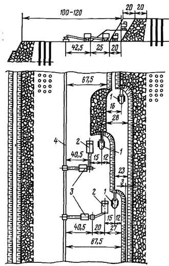 перегрузочная тележка конвейера