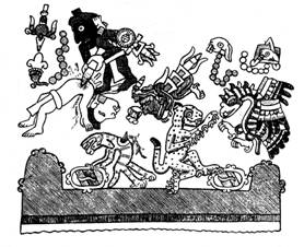 Иллюстрация к первобытная культура