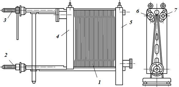 бытовой теплообменник вода вода
