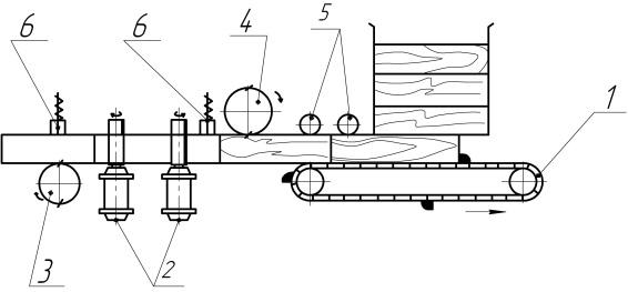 Рис. 10.16 Схема