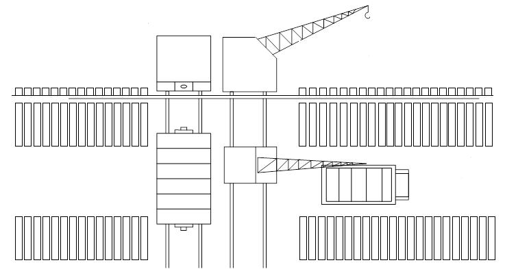 Рисунок 3.2 – Схема размещения