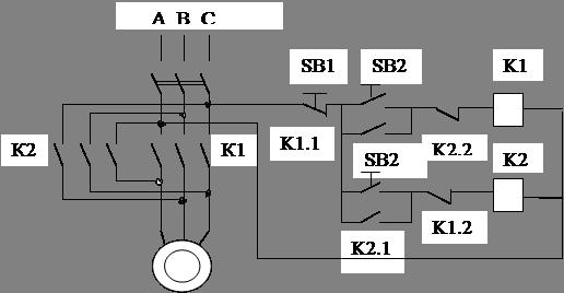 Управление релейно контактными схемами