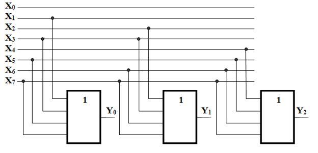 Схема функциональная полного