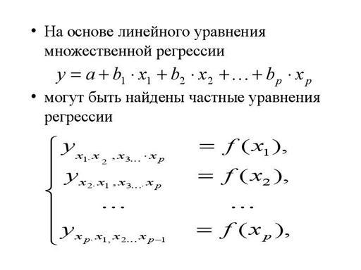 составить уравнение линейной регрессии y a b x e решение с описание эконометрика