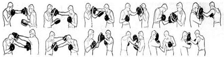 Тренировки боксёров в домашних условиях