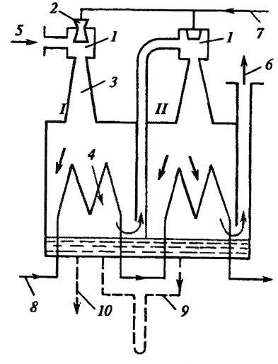 схема двухступенчатого