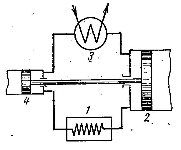 На рисунке изображена схема