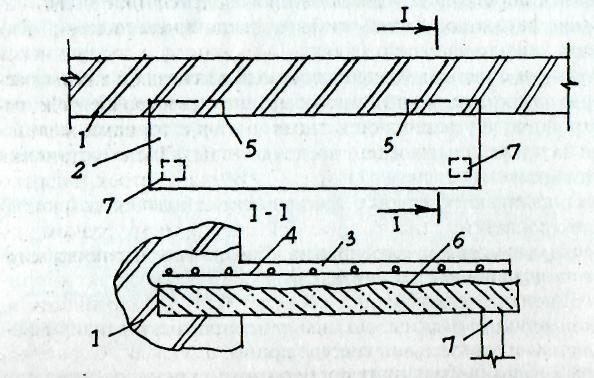 усиления балконной плиты: