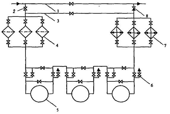 Рис. 1 – Технологическая схема
