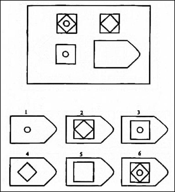 Тест Равена Бланк Ответов