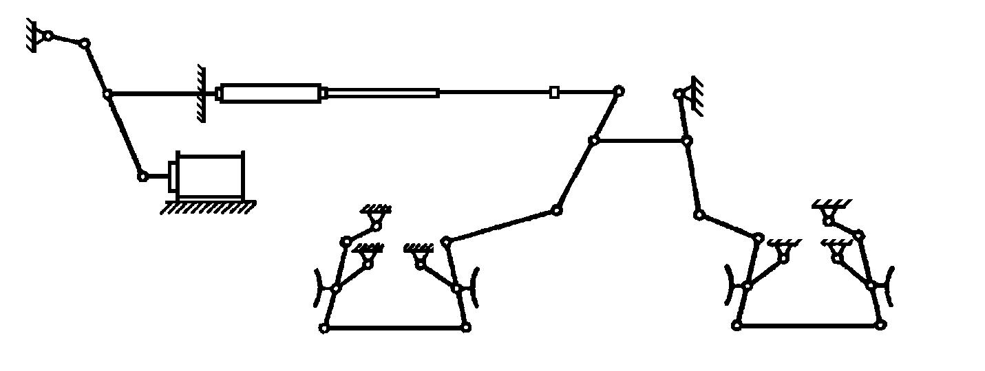 Рисунок А.1 – Схема тормозной