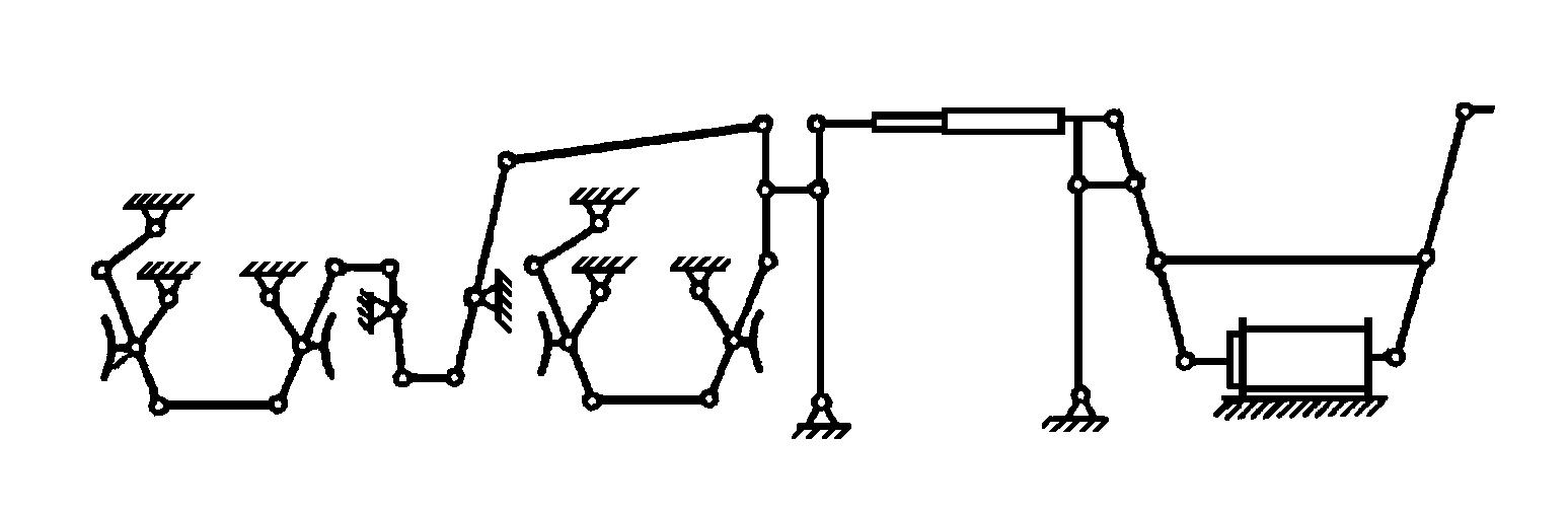 Рисунок А.3 – Схема тормозной