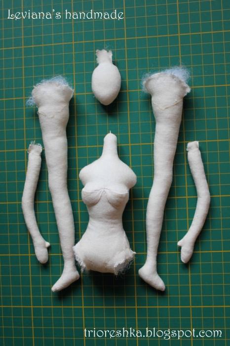 куклы тряпиенсы с выкройками