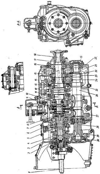 Коробка передач мотоцыкла урал схема схема сборки и