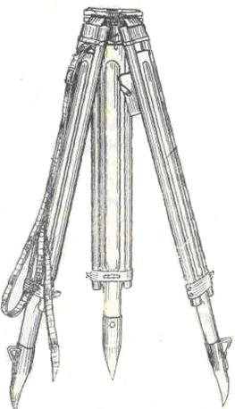 Устройство теодолита 2Т30