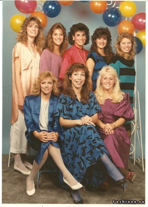 photo of girls 80's clothing № 1586