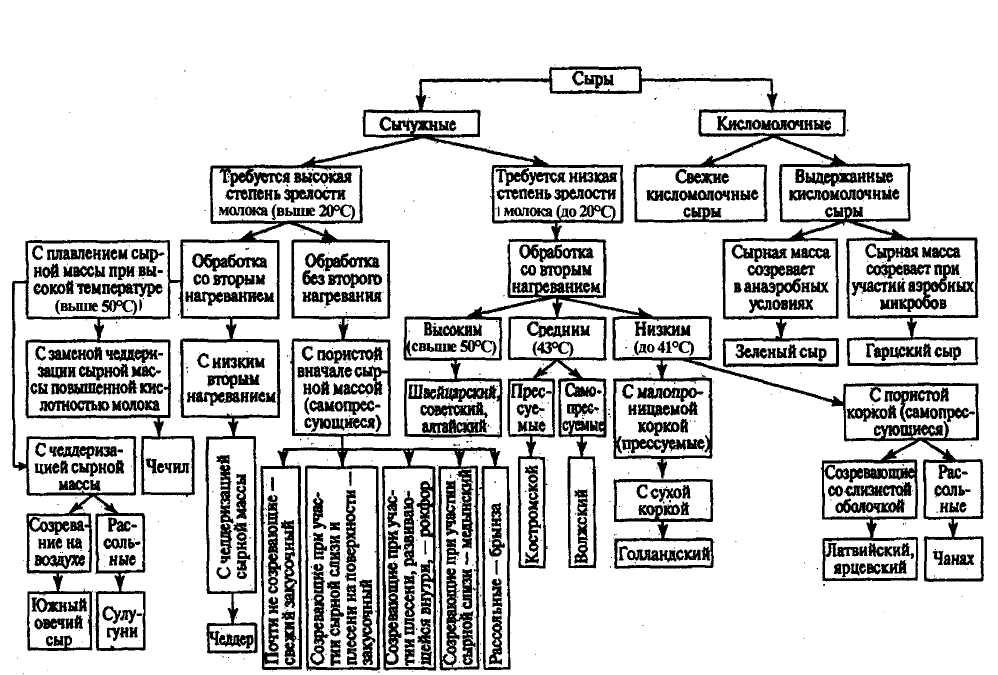 Технологическая классификация