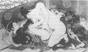 Секс на древнем восток