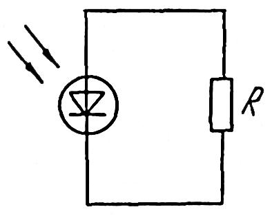 Фотогальванический режим схема фотодиода