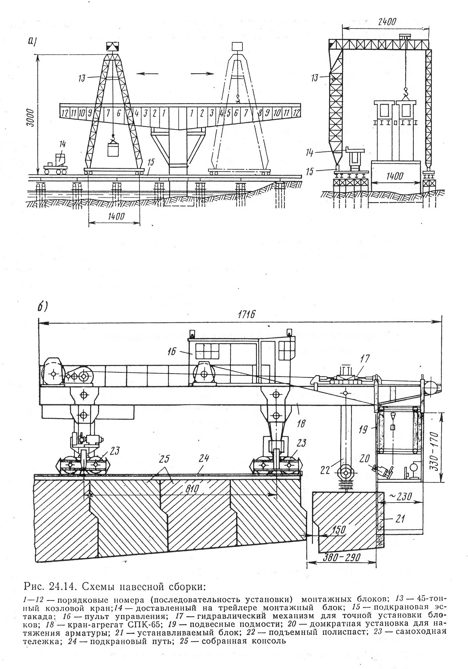 схема монтажа тяговой жд лебедки