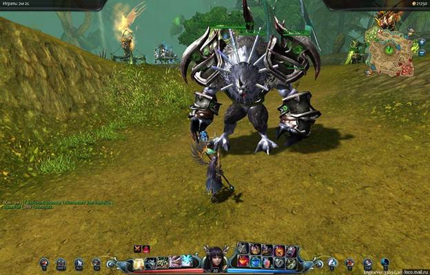 Loco - land of chaos online is a great, free windows game, belonging to the category