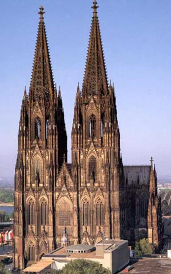 an essay on gothic architecture