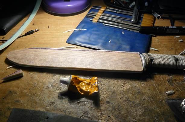 Металлы для ножей своими руками 635