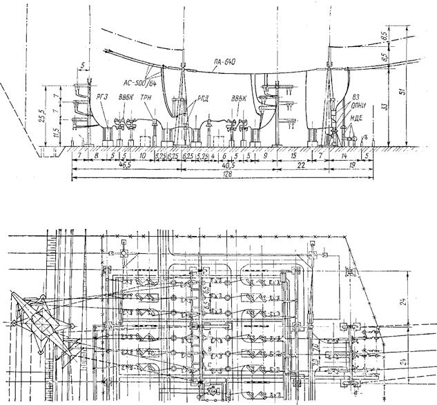 Схемы энергосетьпроект 2006 г
