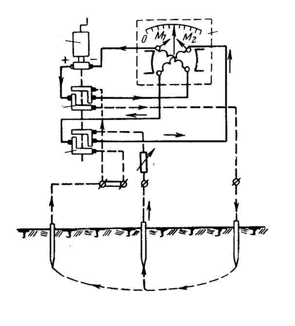 Измеритель заземления мс-08 схема
