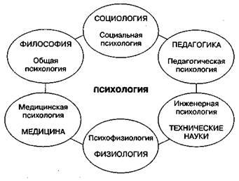 Нейропсихология схема