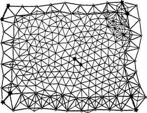 Государственная геодезические опорные сети