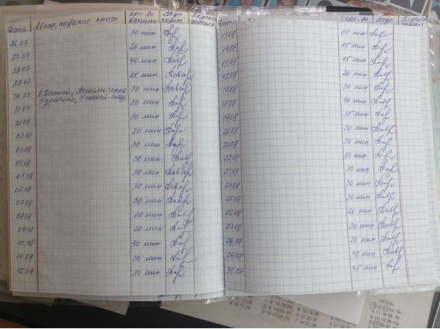 Как сделать дневник читателя из тетради - Реклама мастер