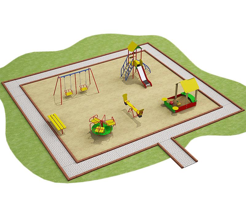 Проект детской площадки детская площадка своими руками 39
