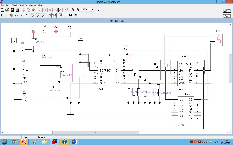 Схемы для electronic work banch