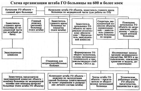должностная инструкция начальника штаба го и чс больницы - фото 4