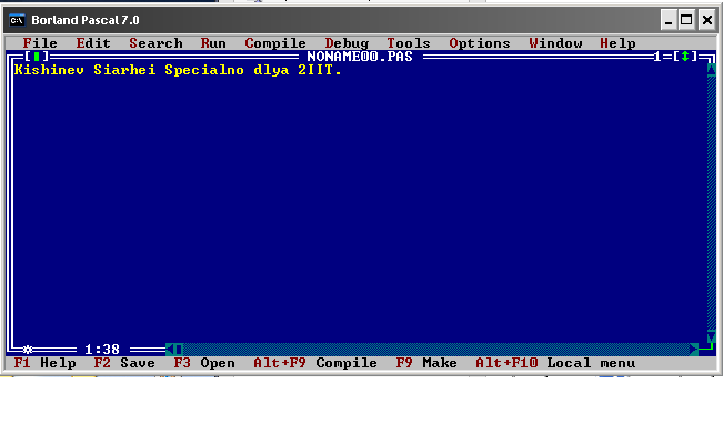 Hello friends in my last article , i had published tasm or turbo assembler for windows 7 / windows 8