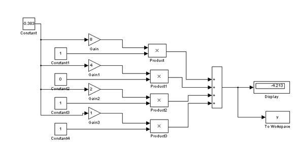 схема АЦП параллельного