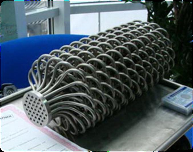Навивка теплообменник конструкция пластинчатого теплообменника