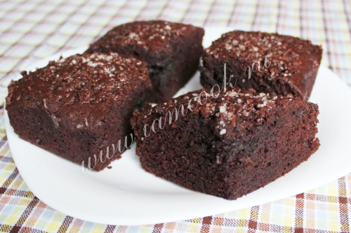Торт брауни пошаговый рецепт с фото