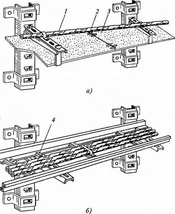 Параллельная прокладка кабелей рисунок