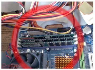 Память в компьютере где находится