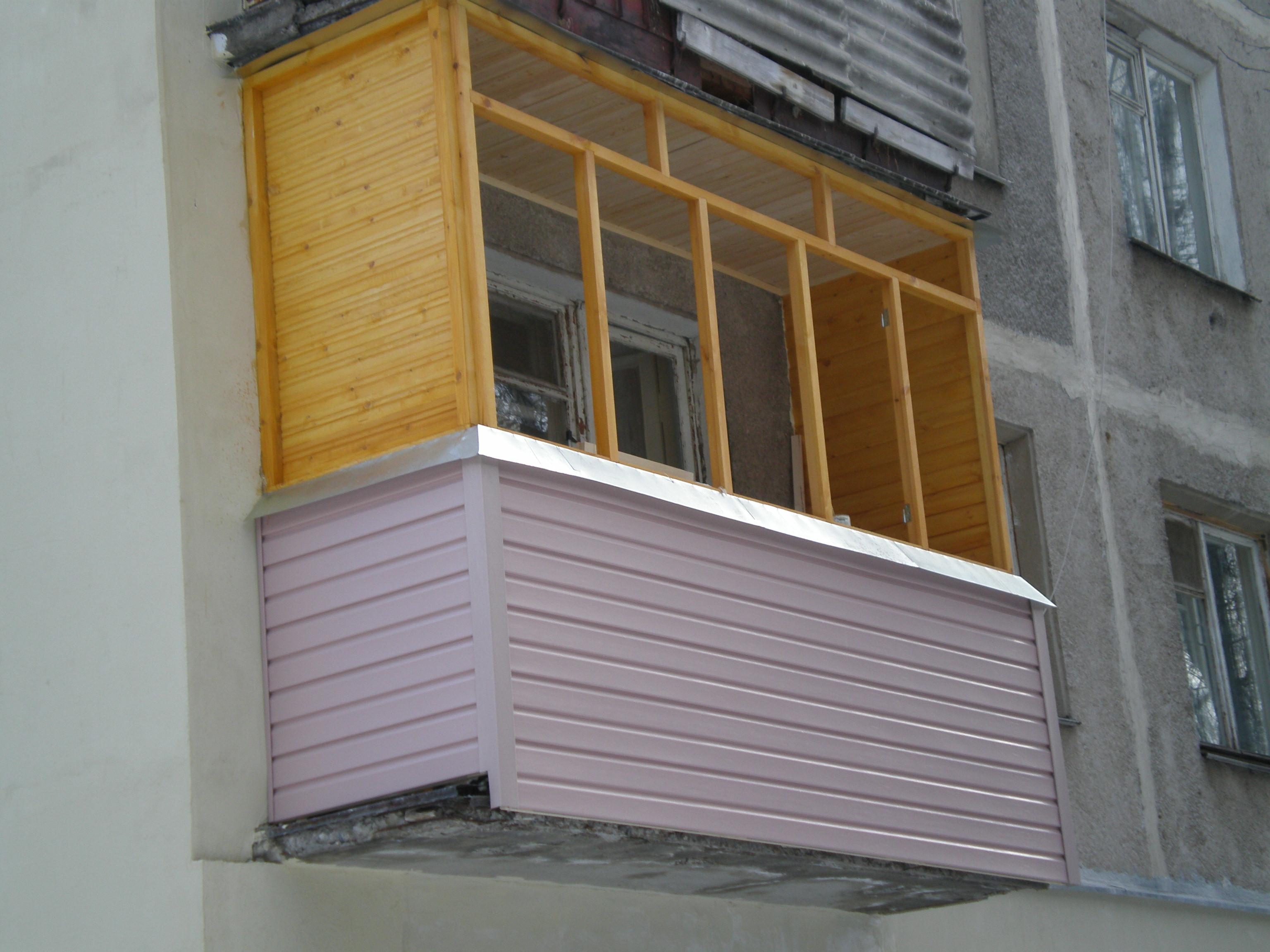 Галерея работ. остекление балконов. отделка лоджии. нижний н.