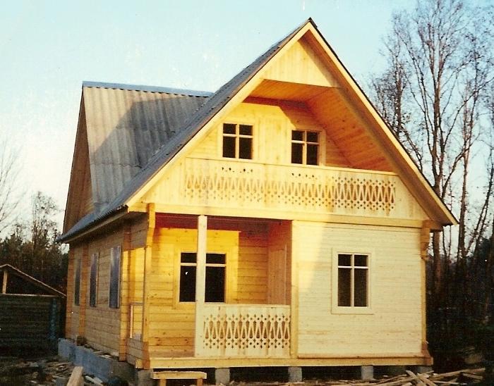 Принимаем заказы на строительство домов,бани из дерева..
