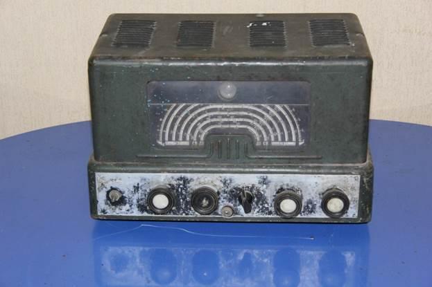 """Трансляционный радиоприёмник """""""
