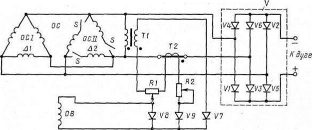 генератора типа ГД-312 с